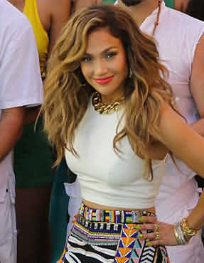 Jennifer Lopez_WC 2014
