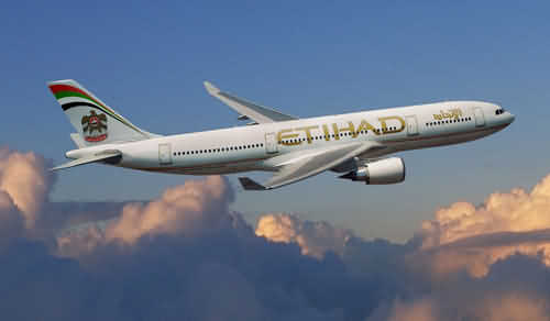 Etihad Airways - UAE