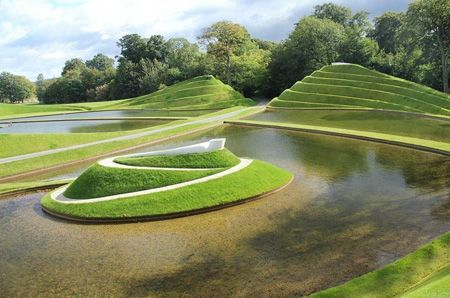 Vườn Cosmic Speculation, tây nam Scotland