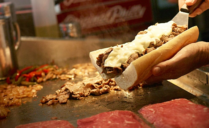 Cheese Steak– Philadelphia-min