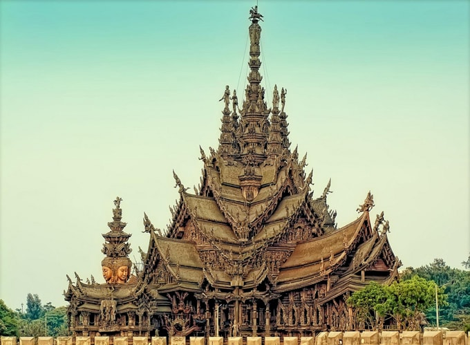 Sanctuary of Truth-min