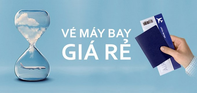 san ve may bay gia re-min