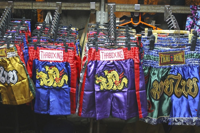 Thai Boxing Shorts-min
