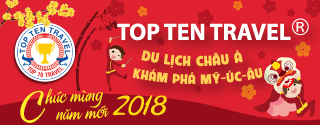 CÔNG TY DU LỊCH TOP TEN TRAVEL