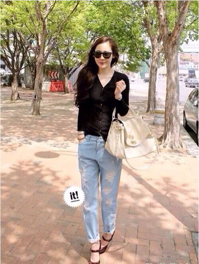 cach chon quan Jeans theo dang nguoi