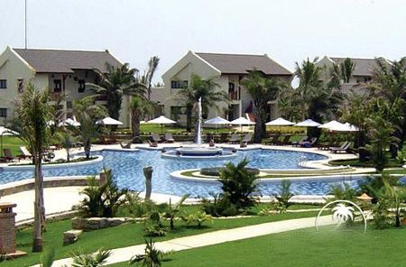 The Nam Hải resort Hội An