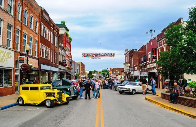 Buckhannon West Virginia-min